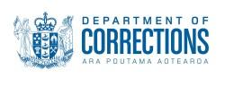 Corrections Logo