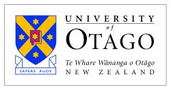 Uni of Otago Logo